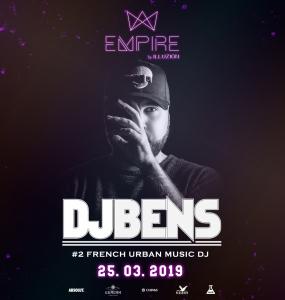 DJ BENS | 25.03.2019