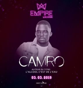 CAMRO | 03.03.2019
