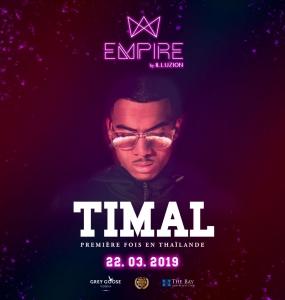 TIMAL | 22.03.2019