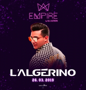 ALGERINO | 26.03.2019